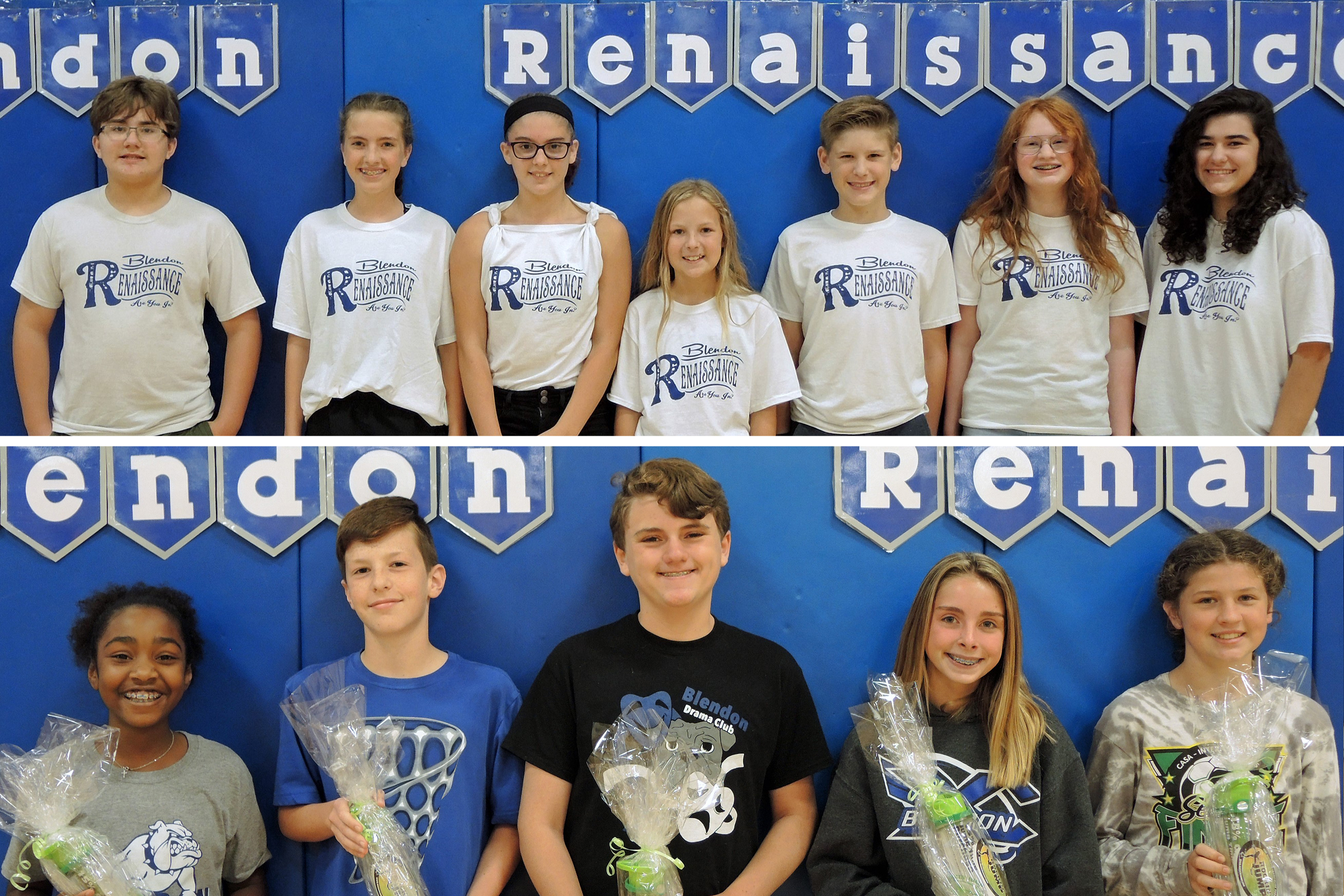Blendon Renaissance Students