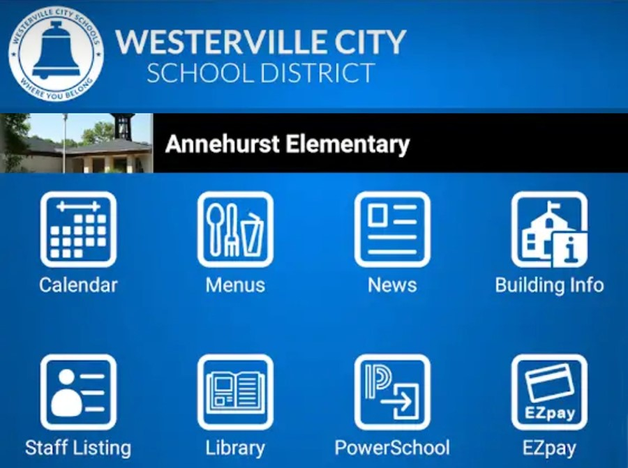 Westerville City Schools Launches New App