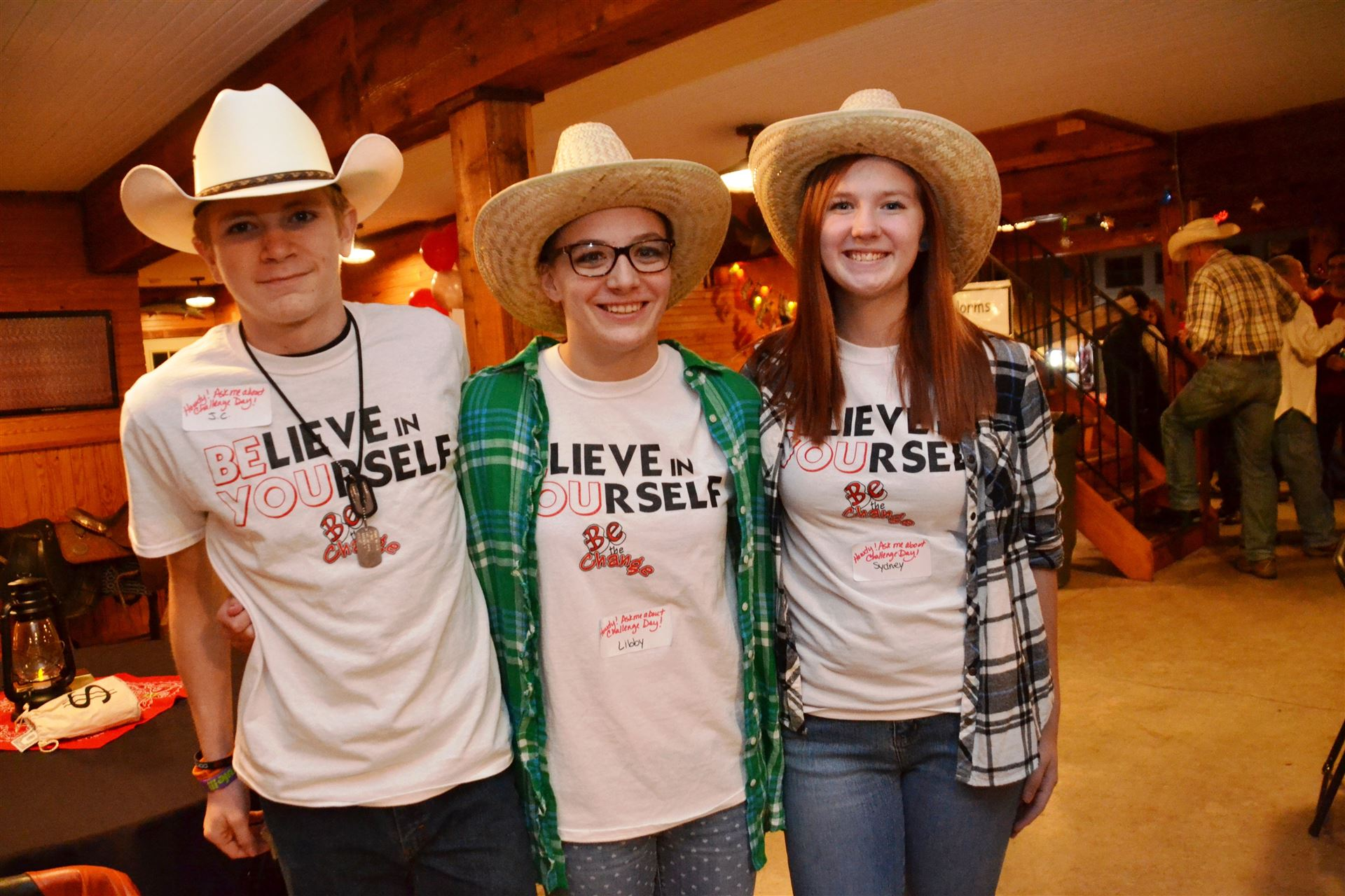 Boots, BBQ and the Buckeyes Event Raises Money for Challenge Day