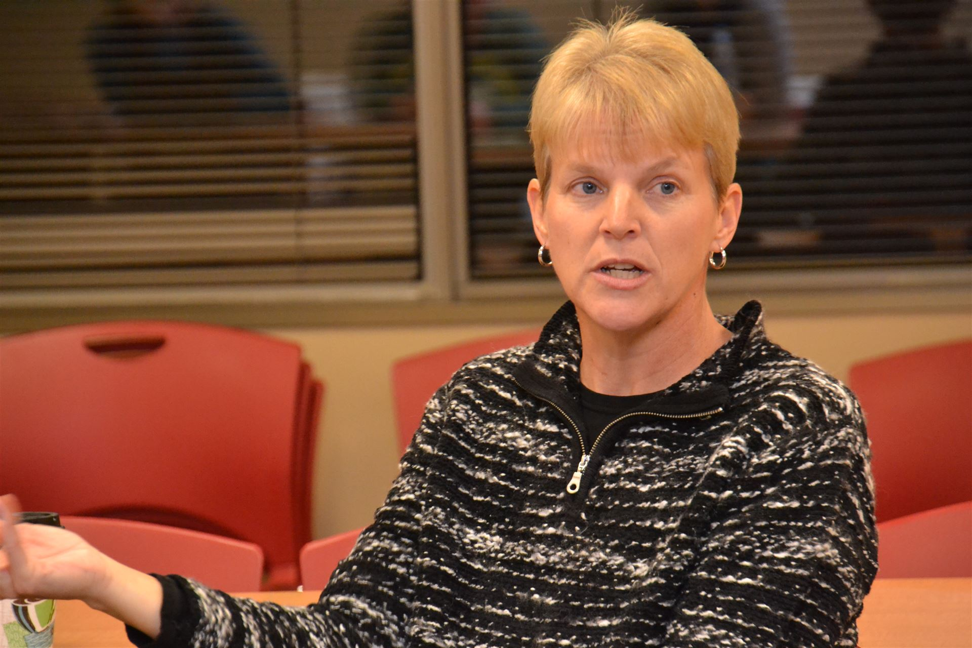 Otterbein Professor Focuses on Developing Cultural Connections for Westerville Parents