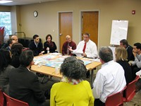 Leadership Westerville Participants Shadow Principals, Learn about School District