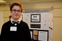 65 Westerville Middle School Students Advance to District Science Fair