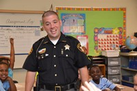 Westerville Schools Host DARE Officers in Training