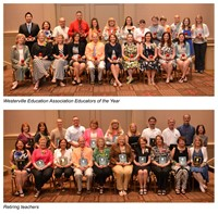 Westerville Education Association Celebrates Teachers at Spring Reception