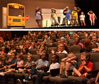 <i>School Bus the Musical</i> Entertains, Teaches Children Important Safety Lessons