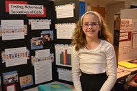 Sixty at Westerville Middle School Science Fair Advance to District Competition