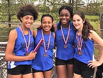 Genoa Relay Team