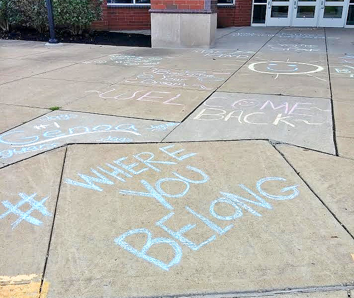 August 18 was Back to School Day for Westerville City Schools Students