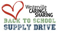 Westerville Caring & Sharing Back to School Supply Drive