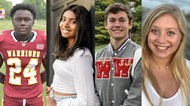 Rotary Club of Westerville's November Students of the Month