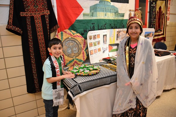 Hawthorne Cultural Night drew a big crowd.