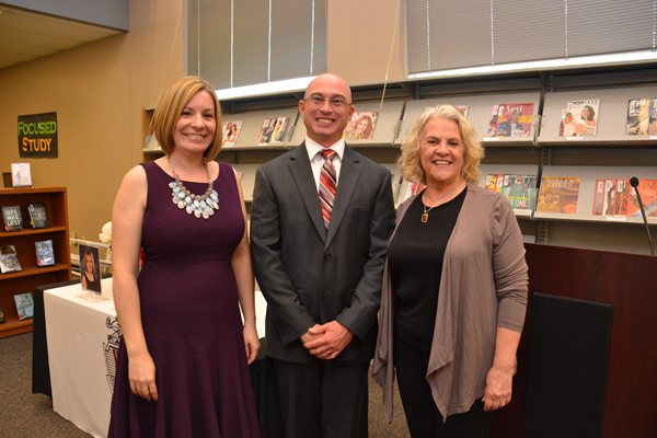 South inducts Jennifer Coleman Winters, James P. Gaul and Christine Raimonde Evenson into its Alumni Hall of Fame.