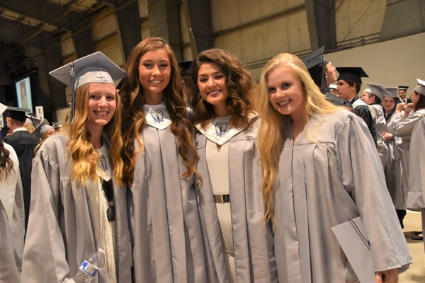 Westerville Central Commencement 2018