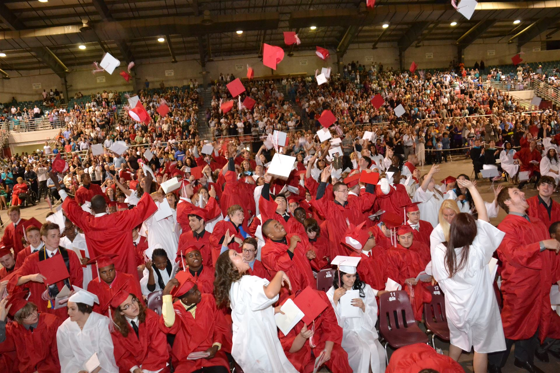 Graduation 2014 in review