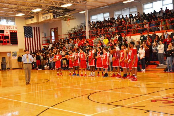 Westerville South Wildcats Face Garfield Heights Tonight In State Semifinal Westerville City Schools