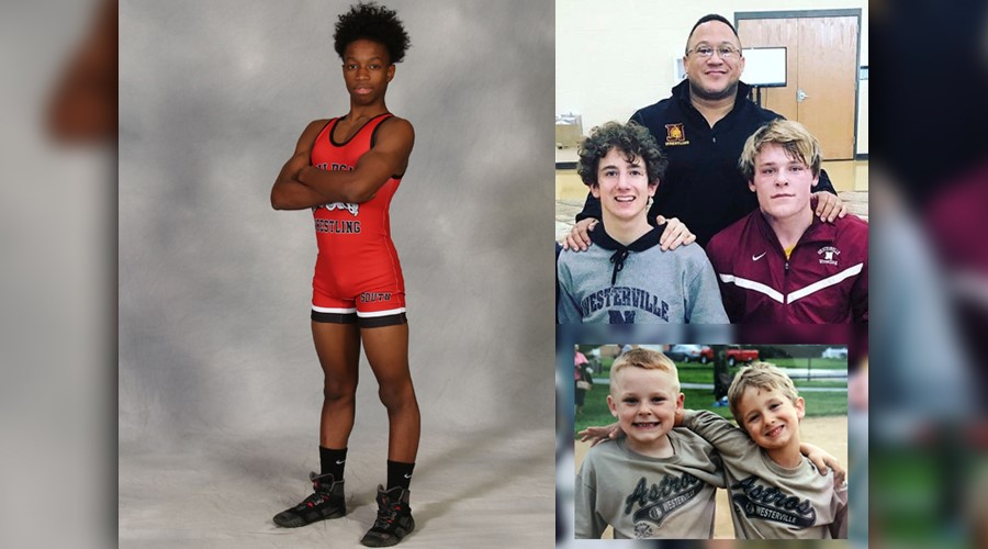 Three Wrestlers named to Academic All-Ohio roster