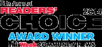 "Westerville Schools Named ""Readers Choice"" Among Central Ohio Public School Systems"