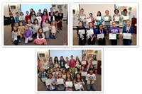 Westerville Parent Council Honors PTA Reflections Contest Award Winners