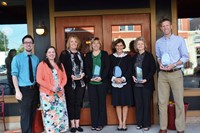 Sunrise Rotary Recognizes 2014-2015 Service to Youth Award Winners
