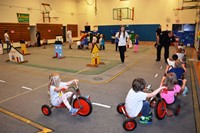 Safety City Teaches Youngsters how to Protect Themselves from Harm
