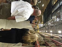 Westerville Educators Participate in Logistics Industry Immersion Experience