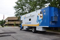 Mobile Care Center Offers Immunizations at Early Learning Center