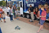 Education is Featured at <i>Fall Fest</i>, Westerville's Final 4th Friday of the Season