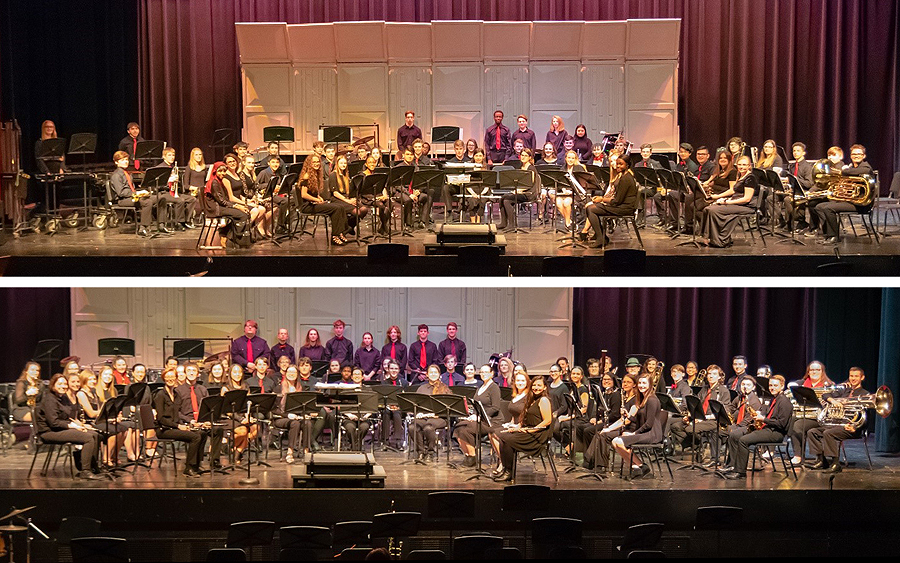 South High School Concert Bands