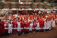 South graduation ceremonies.