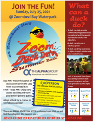 2021 Zoom Duck Derby