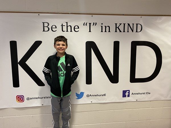 Annehurst Elementary's second-annual Kindness Week